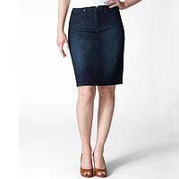 Женская юбка Levi's Misses 512 Trouser Skirt — Indigo Velvet, фото 1
