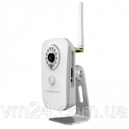 IP Камера  Wi-Fi видеокамера QIHAN QH-NM311-WP