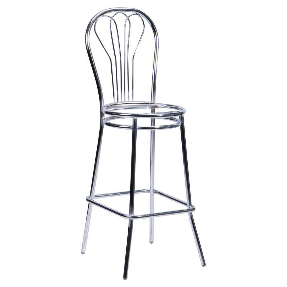 Металлический каркас стула Ванесса Хокер с метизами
