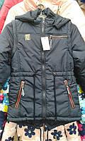 Куртка-жилетка для мальчика демисезоная 128-146 см