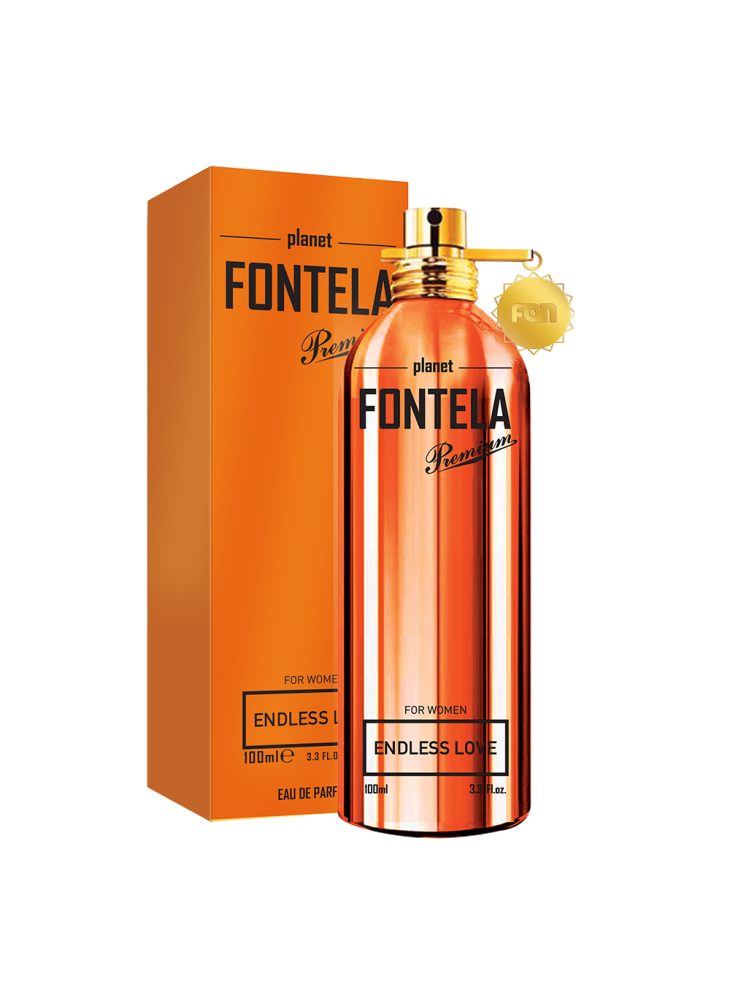 Парфюмированная вода Fon cosmetics Fontela ENDLESS LOVE 100 мл (3541022)