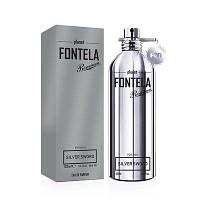 Мужская парфюмированная вода Fontela SILVER SWORD,100 мл