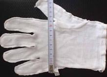 Перчатки белые парадные, фото 3
