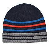 Зимняя шапка для мальчика Nano F17 TU 251. Размеры 2/3х -  7/12., фото 4