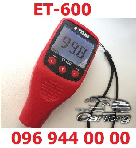 Толщиномер краски ET 600