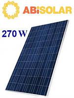 Солнечные батареи 270 Вт ABi-Solar (поли)