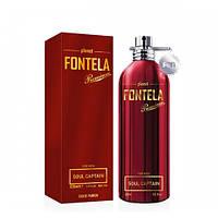 Мужская парфюмированная вода Fontela SOUL CAPTAIN,100 мл