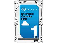 """Жесткий диск HDD 3.5"""" Seagate Enterprise Capacity HDD 1TB, 7200 об/мин, S-ATA III, 600 MB/с, кэш-память 128 MB"""
