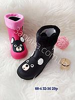 Детские резиновые сапоги Размеры 32-36