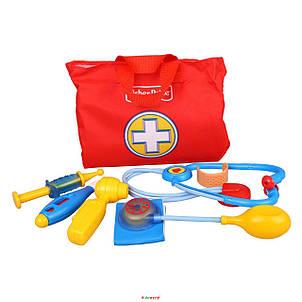 Медицинский набор доктора в сумочке Fisher Price L6556, фото 2