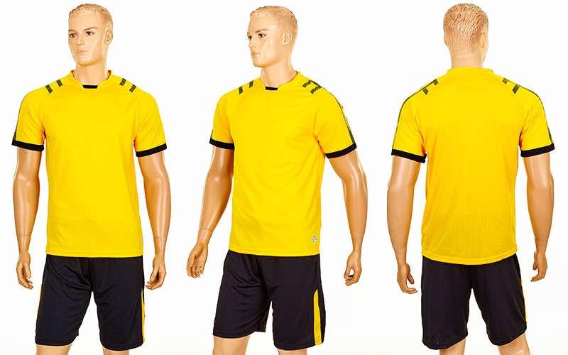 Футбольна форма Chic CO-1608-Y