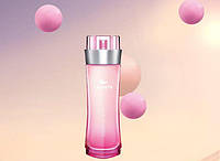 Женская туалетная вода Touch of Pink Lacoste (летящий, озорной, сладковатый аромат)  AAT