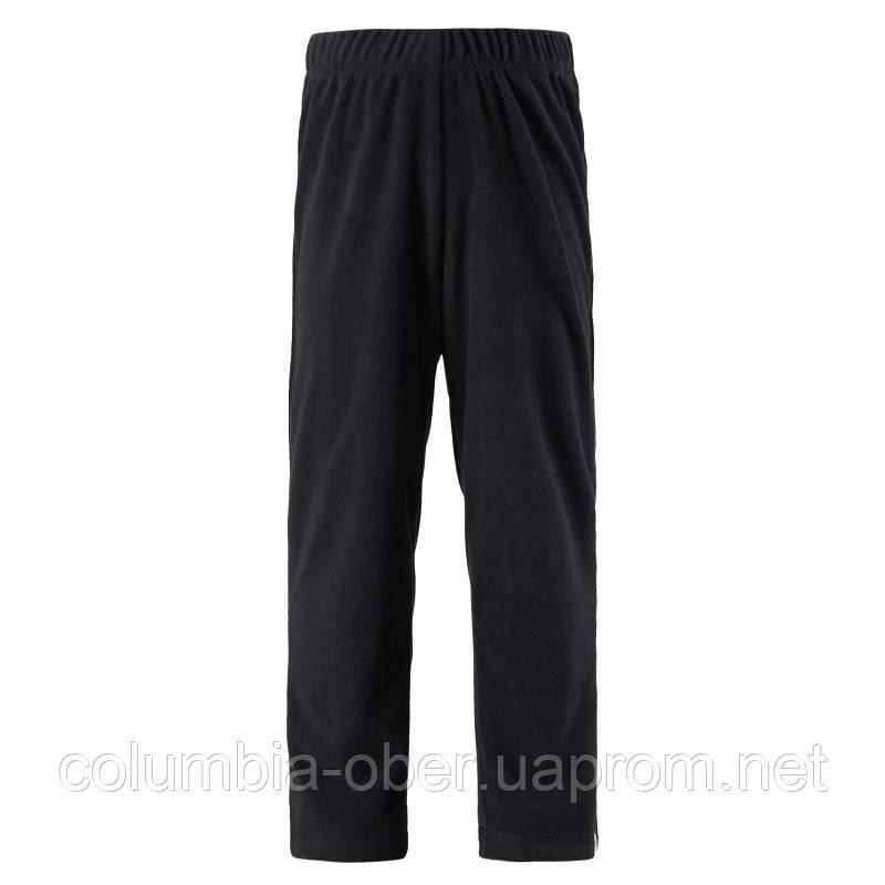 Флисовые штаны для мальчика Reima 536204-9990. Размеры 104 - 140.
