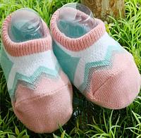 Детские антискользящие носки Zig-zag Berni