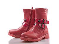 Детская зимняя обувь для девочек (Y.TOP) (разм: 27-32)
