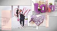 Декорации для праздников/свадеб, буквы для фотосессии