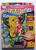 Блестящая мозаика: Волшебная фея БМ-02-10 Danko-Toys Украина