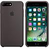 Силиконовый чехол Apple Silicone Case IPHONE 7/8 (Cocoa)