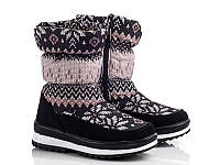 Зимняя обувь Сноубутсы для детей от фирмы Caroc(31-36)
