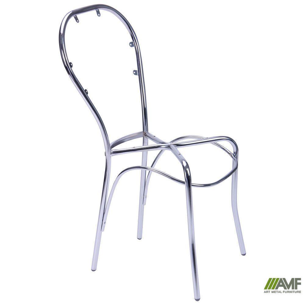 Металлический каркас стула Соул Хром с метизами