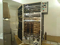 Коптильня  холодного и горячего копчения с функцией сушки и вяления продуктов питания COSMOGEN CSH-1300 INOX, фото 1