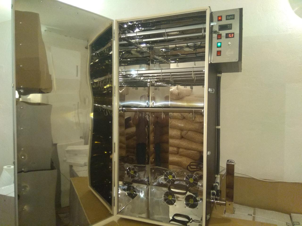 Коптильня горячего копчения автоматическая купить цена самогонный аппарат с регулировкой температуры своими руками