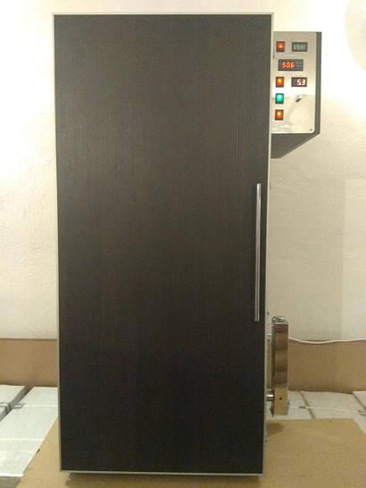 Коптильня  холодного и горячего копчения с функцией сушки и вяления продуктов питания COSMOGEN CSH-1300 INOX