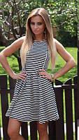 Вискозная красивое летнее платье