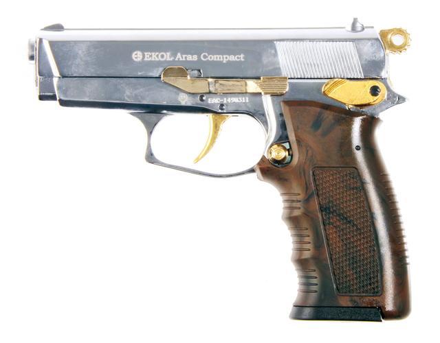 Пистолеты стартовые Ekol Voltran (Турция)