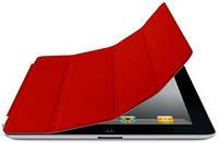 Сумка для планшета Чохол Apple Smart Cover for Ipad 2/3/4 red