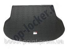 Коврик багажника (корыто)-полиуретановый, черный Lexus NX (лексус нх 2014г+)