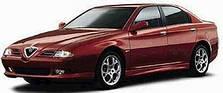 Защиты двигателя на Alfa Romeo 166 (c 1998--)