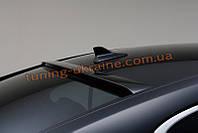 Спойлер-бленда на стекло из стеклопластика на Lexus gs 3 2005-2011
