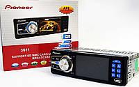 "Автомагнитола Pioneer 3612 ISO- 3,6"" TFT Video экран Divx/mp4/mp3 - USB флешка+ SD карта памяти(4x50W)"