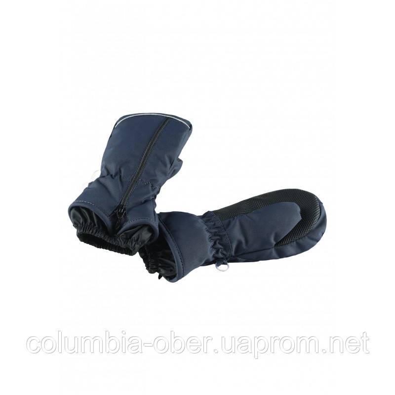 Зимние детские рукавицы  ReimaТес 517160-6980. Размер 1.