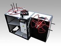 Прилавок УПМП-500 для перемоток кабеля (провода) типа «бухта-бухта»