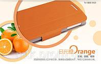 Чехол-книжка MOFI для телефона Lenovo S920 оранжевый