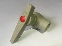 Кран шаровый PPR  25 (стальной шар)