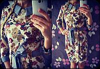 Платье Французское + украшение