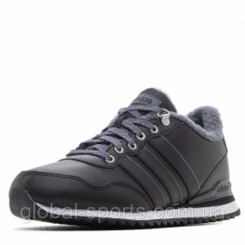 Мужские зимние кроссовки Adidas Runneo V Jogger Clip 344088ebc11c