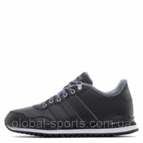 Мужские зимние кроссовки Adidas Runneo V Jogger Clip, (Артикул: AW4278)