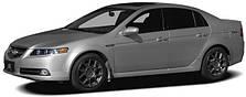 Защиты двигателя на Acura TL (2003-2008)