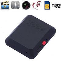 Мини GSM сигнализация Камера-Прослушка X009, фото 1