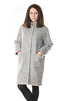 Пальто женское демисезонное шерстяное Milas