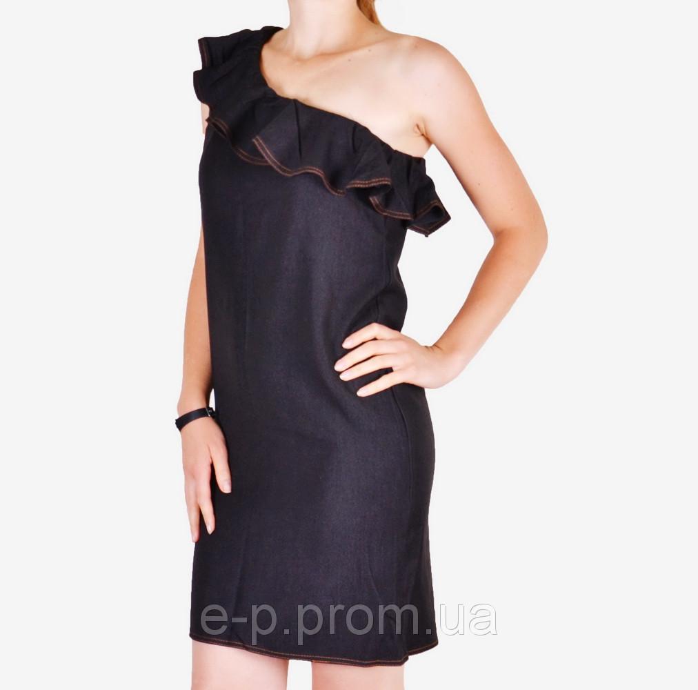 Платье под джинс (WH529)   4 шт.