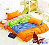Двуспальный размер поплин color mix тм Tag