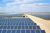 Наземная солнечная электростанция СЭС для бизнеса