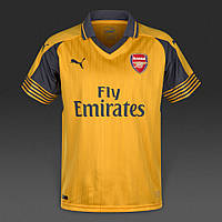 Футбольная форма Arsenal 2016-2017