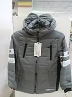 Демисезонные куртки на синтепоне для мальчиков 116,122,128,134,140,146р. из Венгрии
