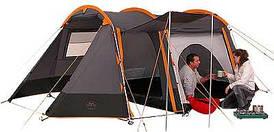 Палатка X-1700 четырехместная Coleman, арт. X-1700=4